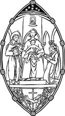 Centro Dantesco dei Frati Minori Conventuali di Ravenna Logo